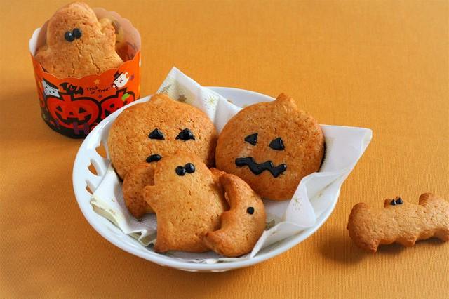 ハロウィン ソフトクッキー